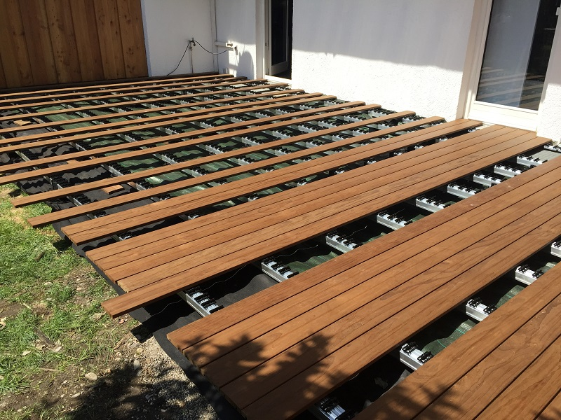 terrasse holzplatten carprola for
