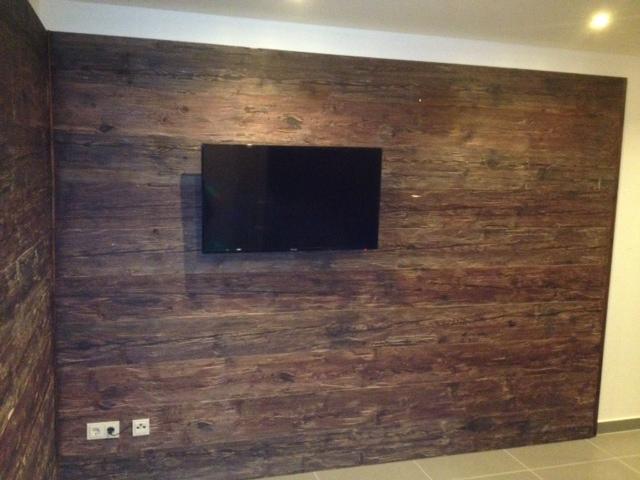 Wandverkleidung Holz  BS-Holzdesign