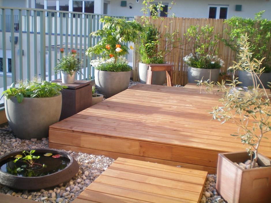 dachgarten holzterrasse bs holzdesign. Black Bedroom Furniture Sets. Home Design Ideas