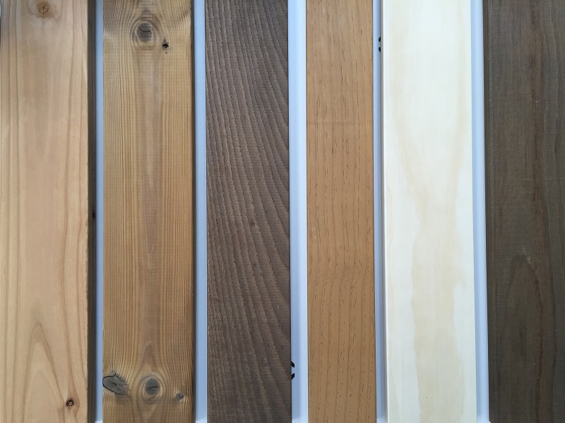 Holzterrasse Clipsystem