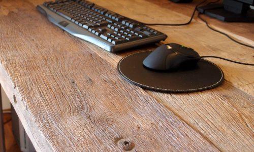 Eiche Altholz Tischplatte