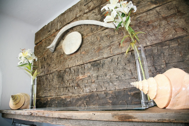 wandverkleidung holz innen rustikal. Black Bedroom Furniture Sets. Home Design Ideas