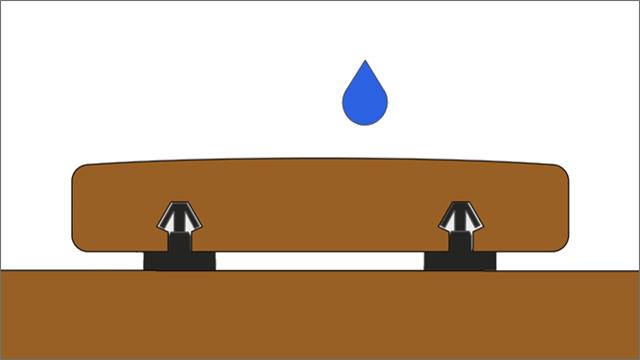 Holzterrassen System