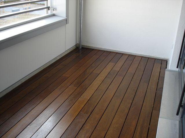 ipe glatt balkonbelag bs holzdesign. Black Bedroom Furniture Sets. Home Design Ideas