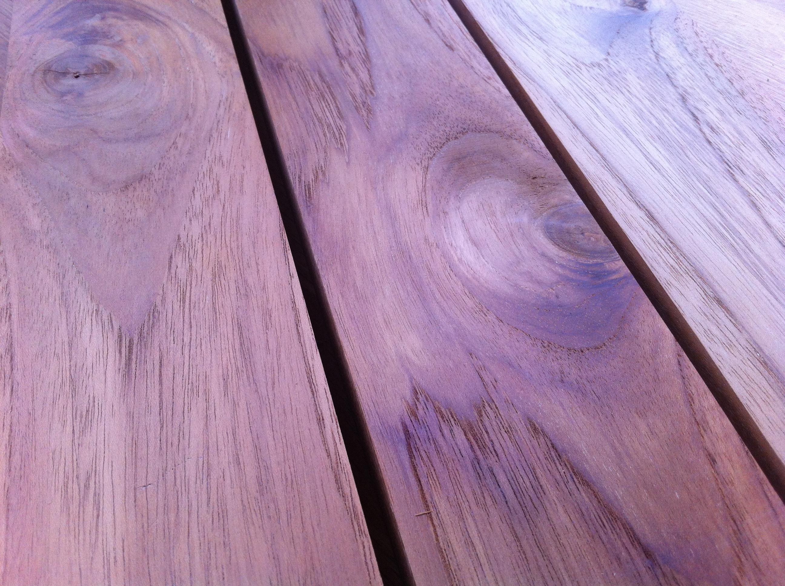 Teak Holzterrassen rustikal Natural Sortierung
