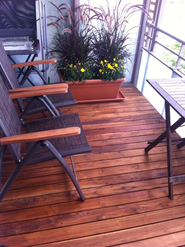 teakdeck ein platz zum ausspannen bs holzdesign. Black Bedroom Furniture Sets. Home Design Ideas