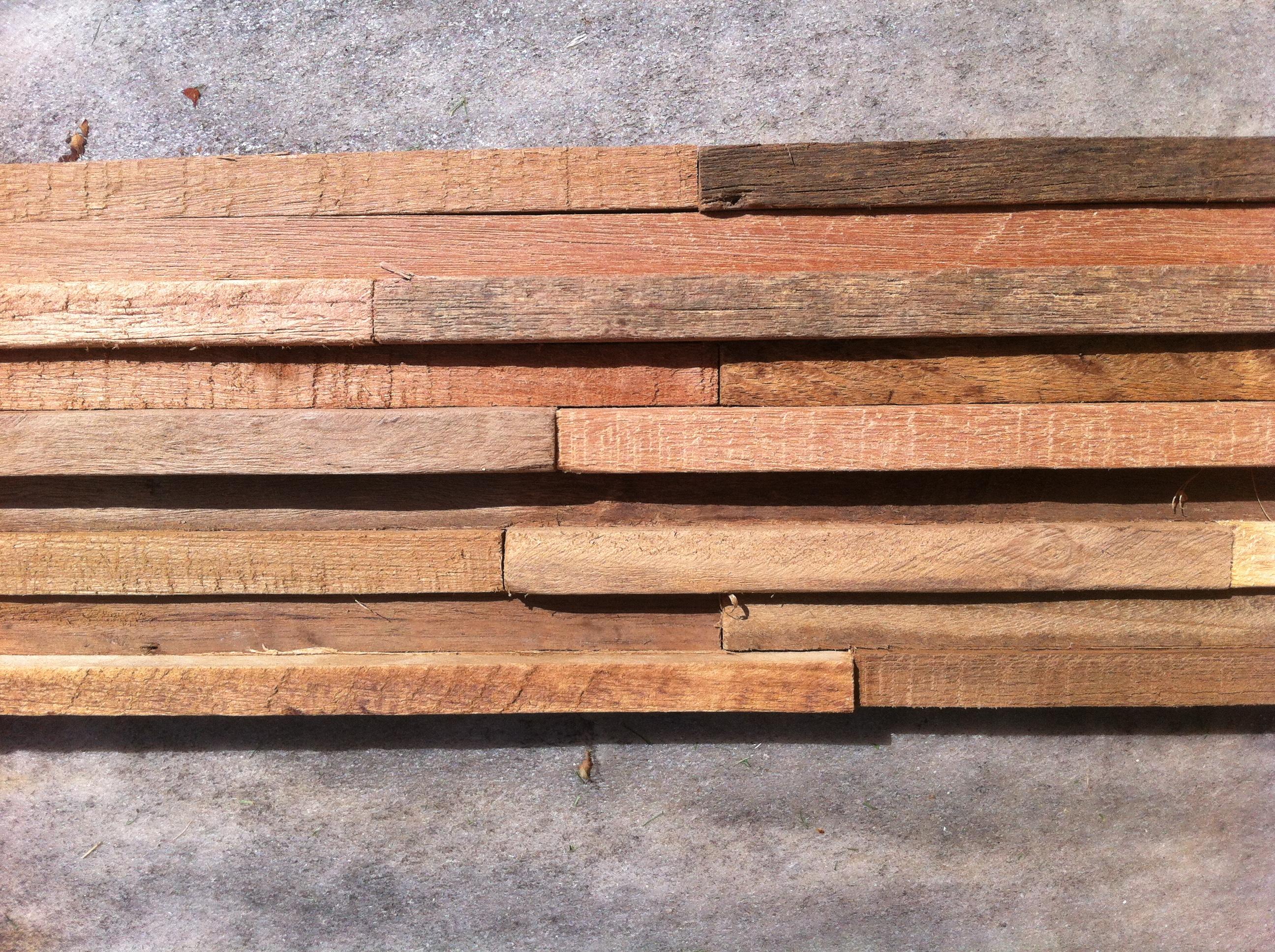 Wandverkleidung Holz P