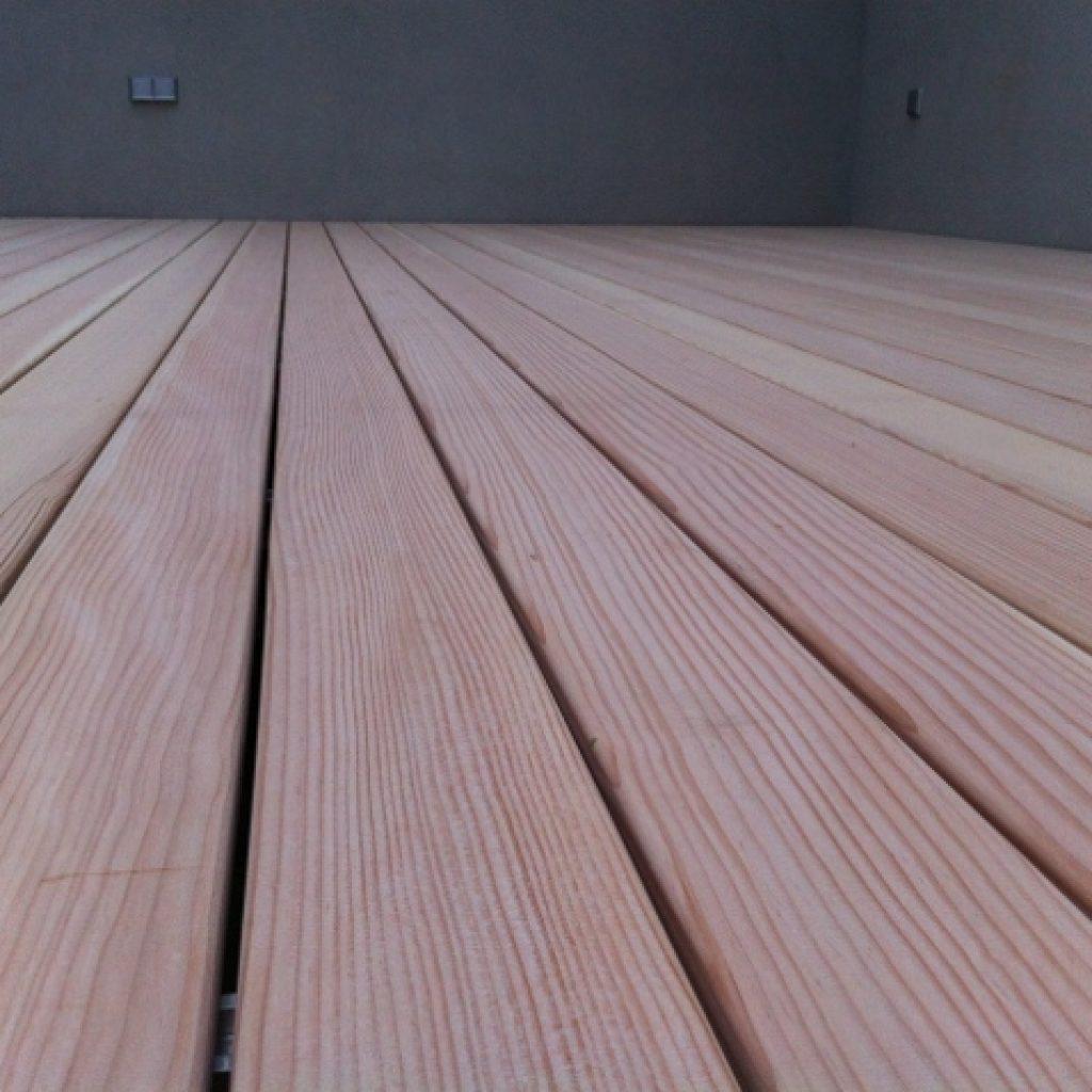 Douglasie Holzterrasse Bs Holzdesign