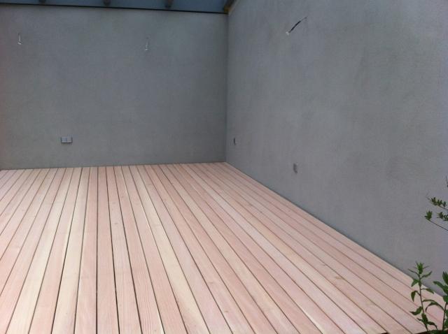 Wandverkleidung Holz Hamburg ~ Douglasie Dielen Weiss Gelaugt Holz Wandverkleidung Im Essbereich