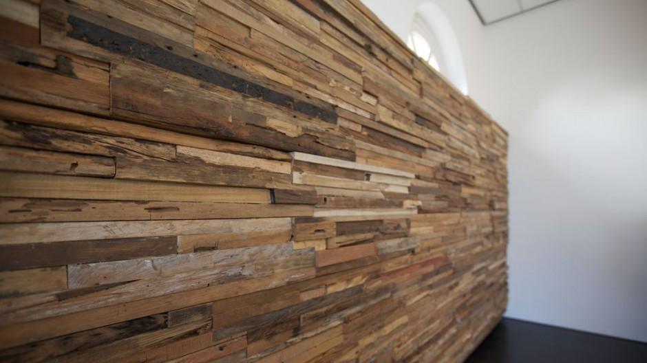 Fabulous Wandverkleidung Holz - Garten Ideen Kinder JW89