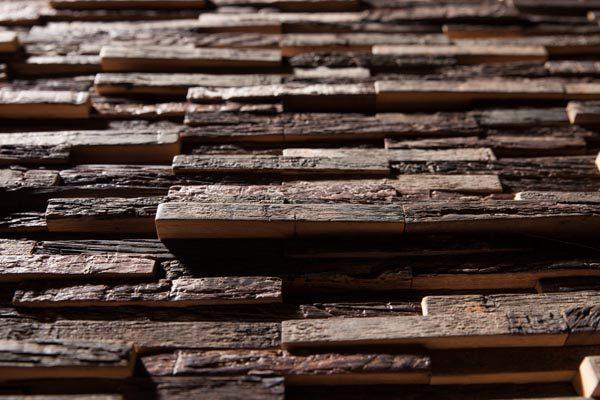 Wand Holzverkleidung