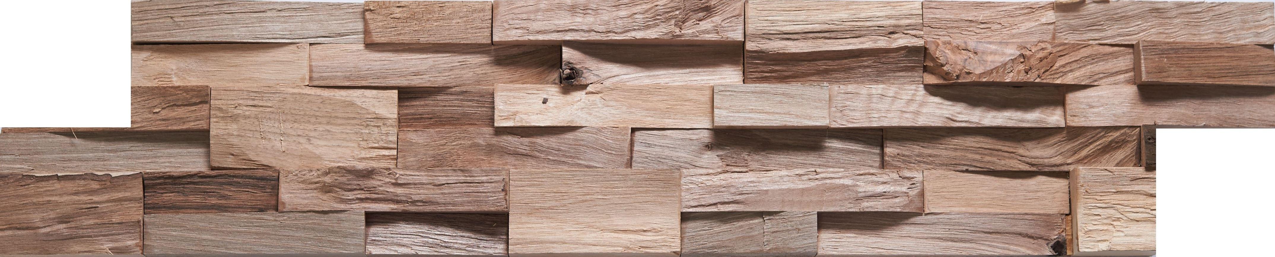 Wandverkleidung Eiche  BS-Holzdesign