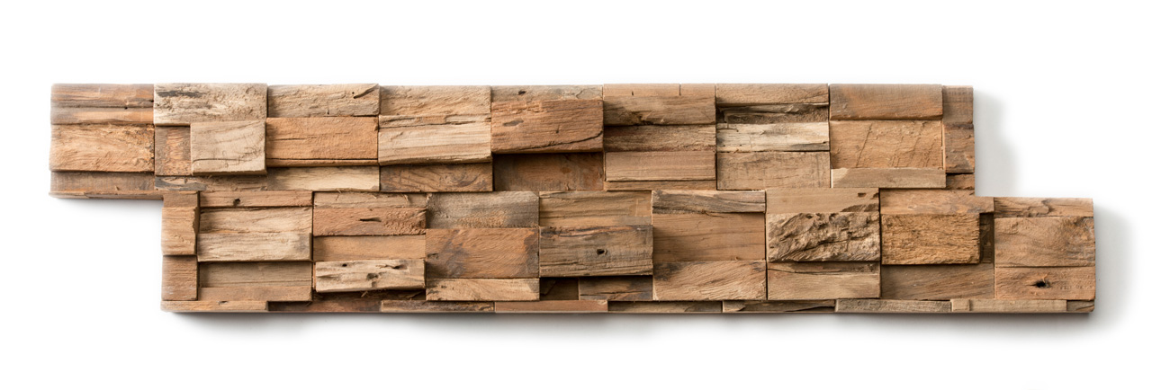Holz Wandverkleidung D
