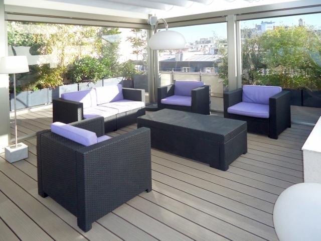 WPC Terrassen Bausatz selber montieren