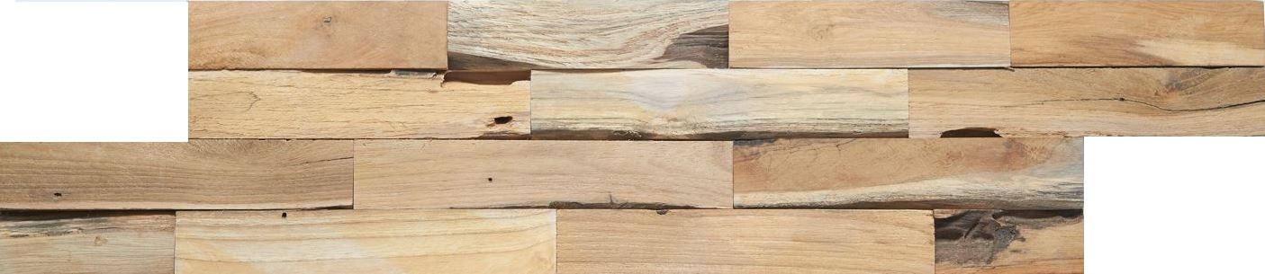 Wandverkleidung Holz edel hochwertig