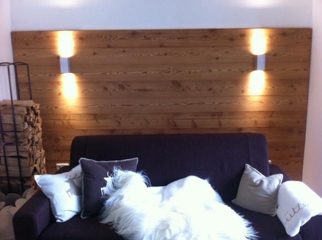 Wandverkleidung Holz Nicht Brennbar ~ Holz Wandverkleidung Lärche gebürstet