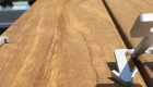 Holzterrassen Dielen austauschen