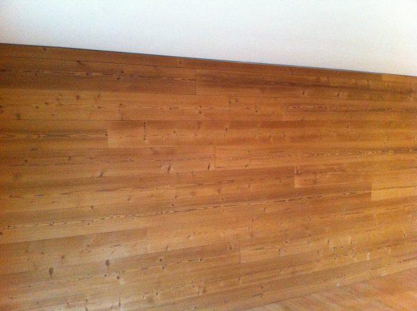 Wandverkleidung Holz Thermofichte