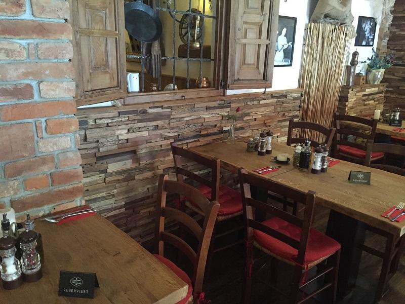 Holz Wand Paneel