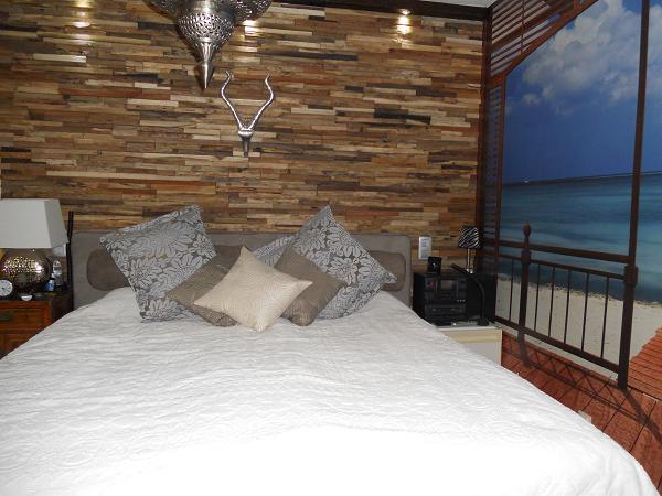 Schlafzimmer Wandverkleidung