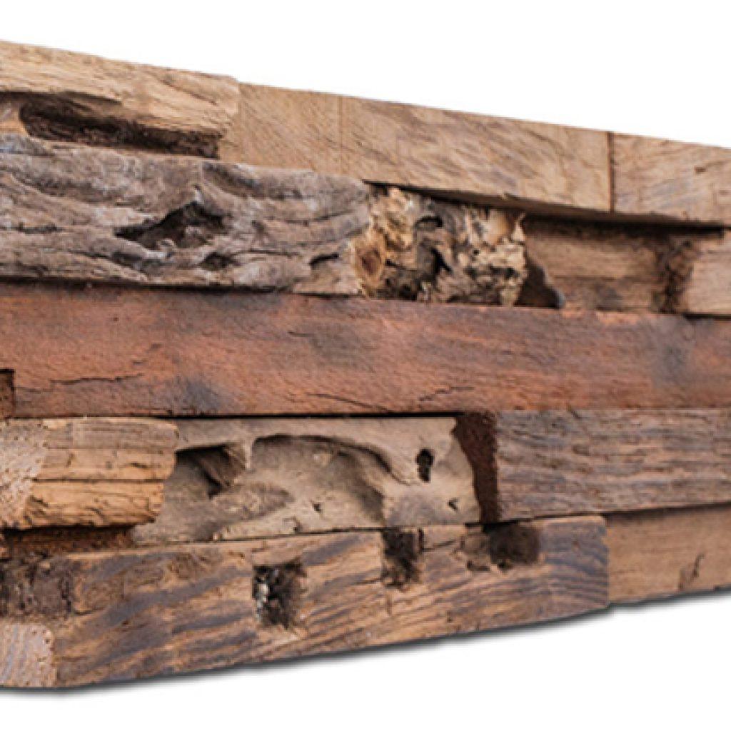 Gut bekannt Holz-Wandverkleidung hell schlicht bis dunkel rustikal | BS-Holzdesign SG73