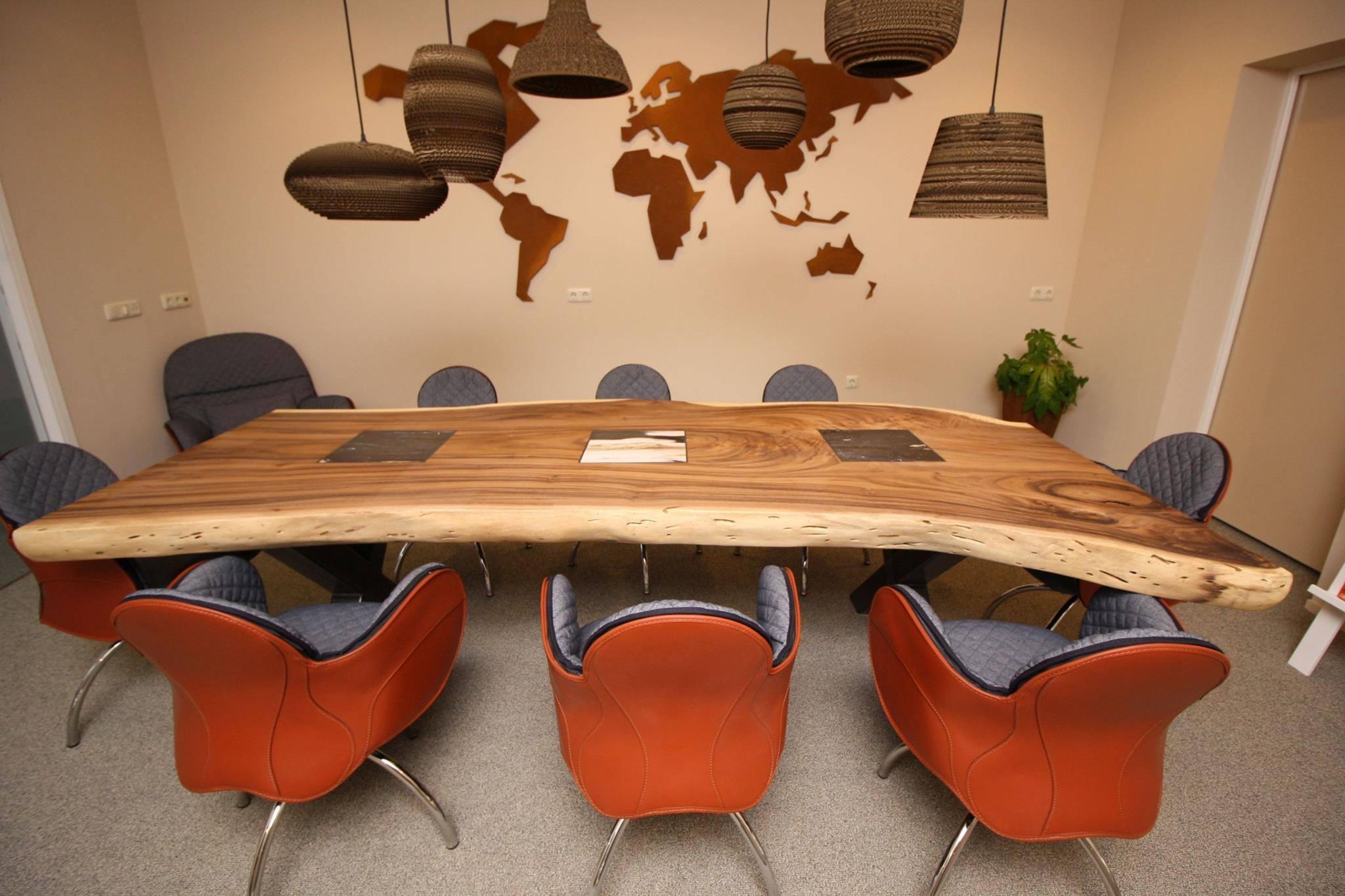 Massivholztisch baumscheibe 6 bs holzdesign for Design massivholztisch