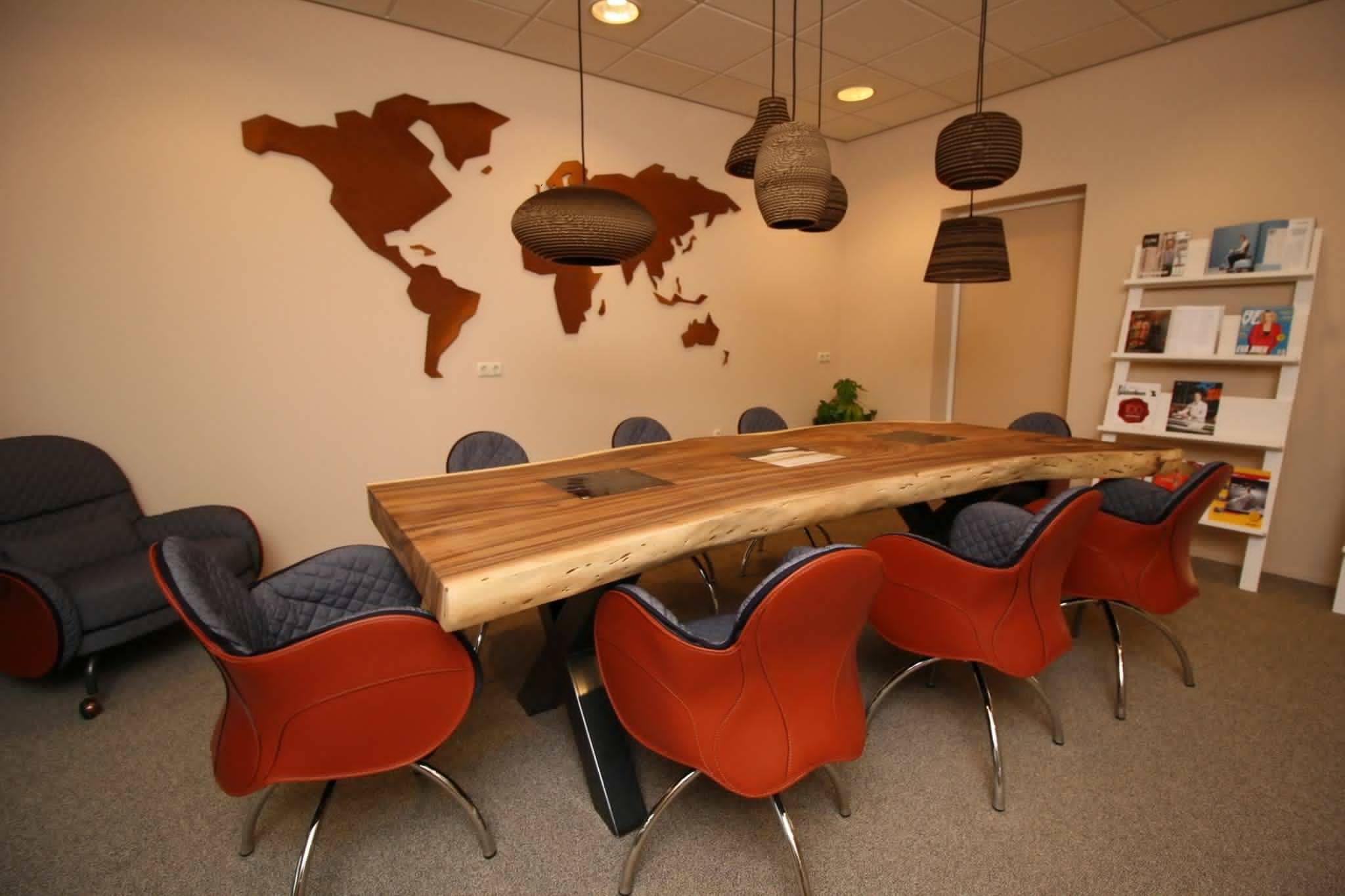 Massivholztisch baumscheibe 7 bs holzdesign for Design massivholztisch