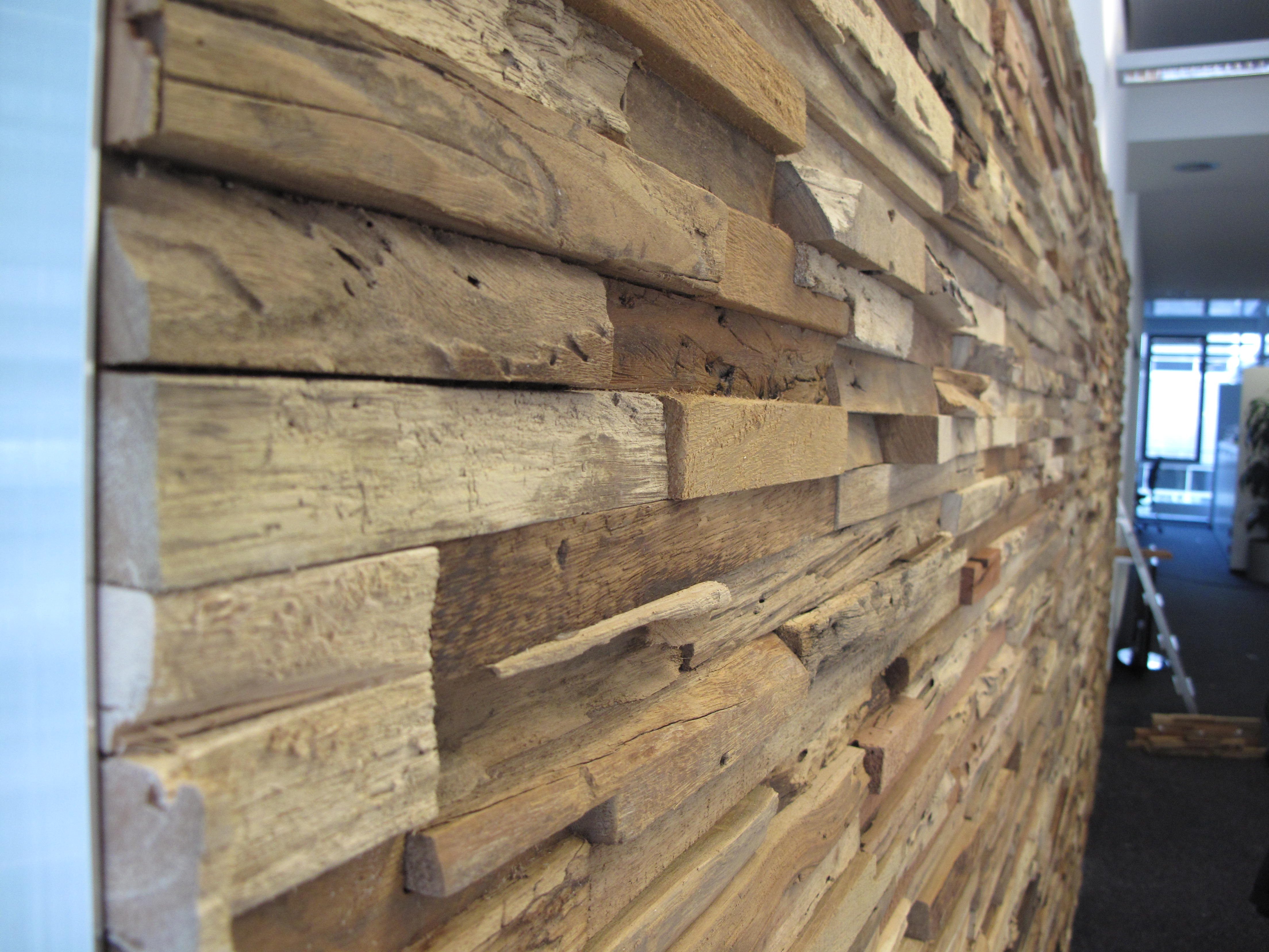 Favorit Montage Holz Wandverkleidungen | BS-Holzdesign TG04