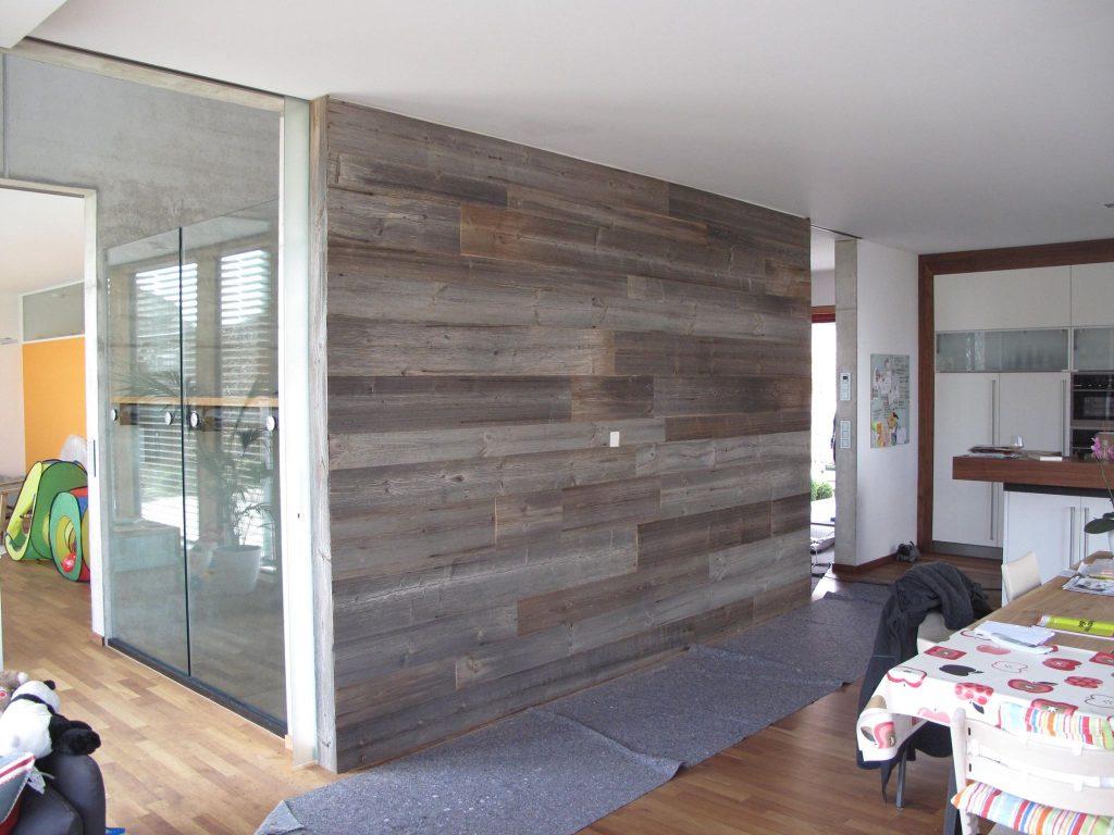 Altholz Sonnenverbrannt Fichte Wandverkleidung Bs Holzdesign