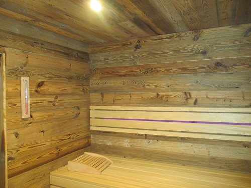 Sauna Altholz