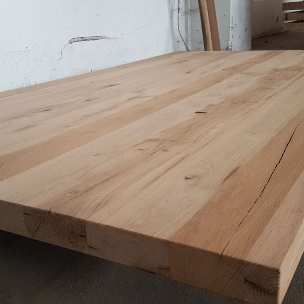 Altholz Tischplatte nach Maß | BS Holzdesign