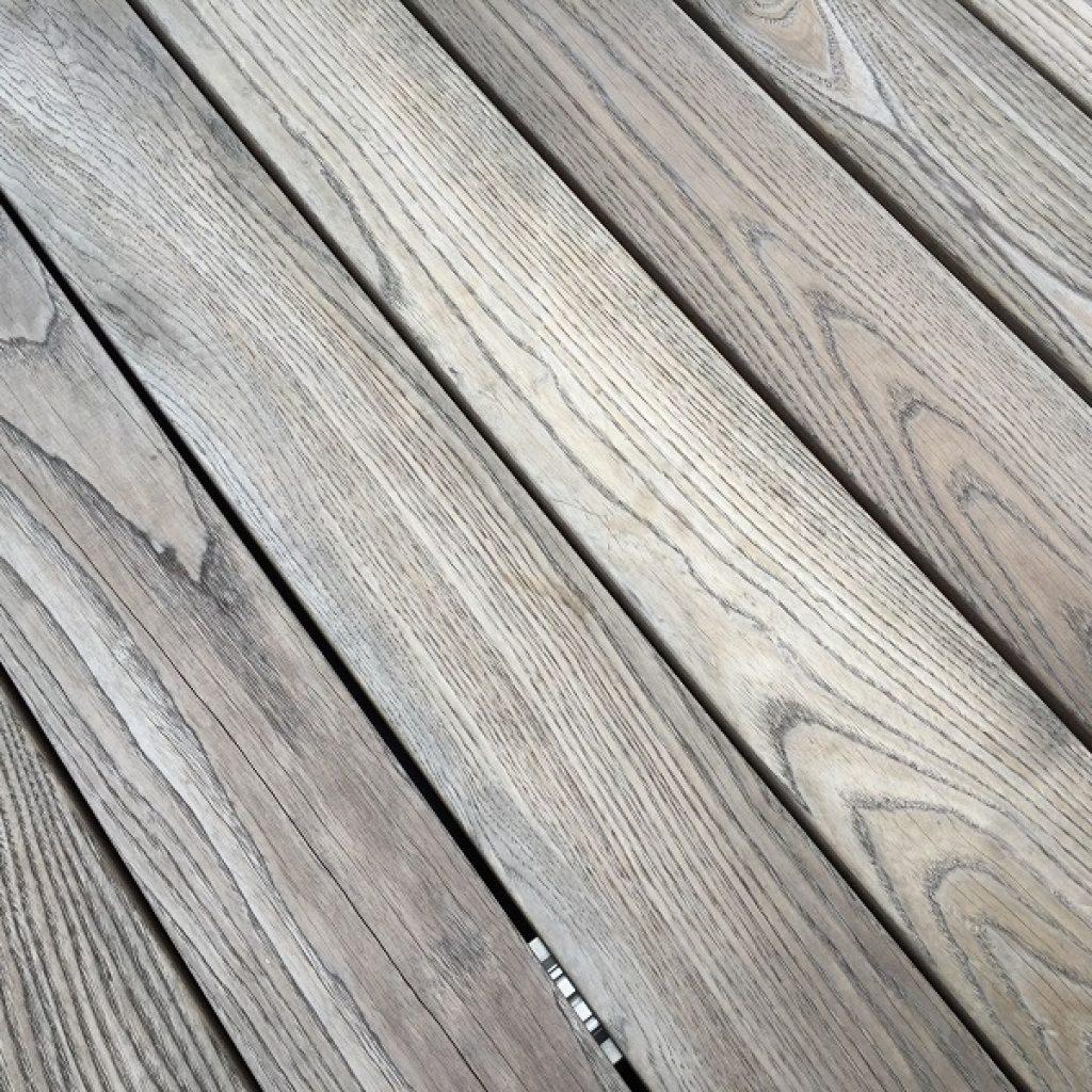 Hervorragend Thermoesche ohne Schrauben verlegen Holzterrasse | BS-Holzdesign JJ58