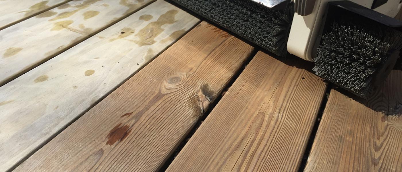 Holzterrasse Reinigen pflege holzterrasse reinigen bs holzdesign