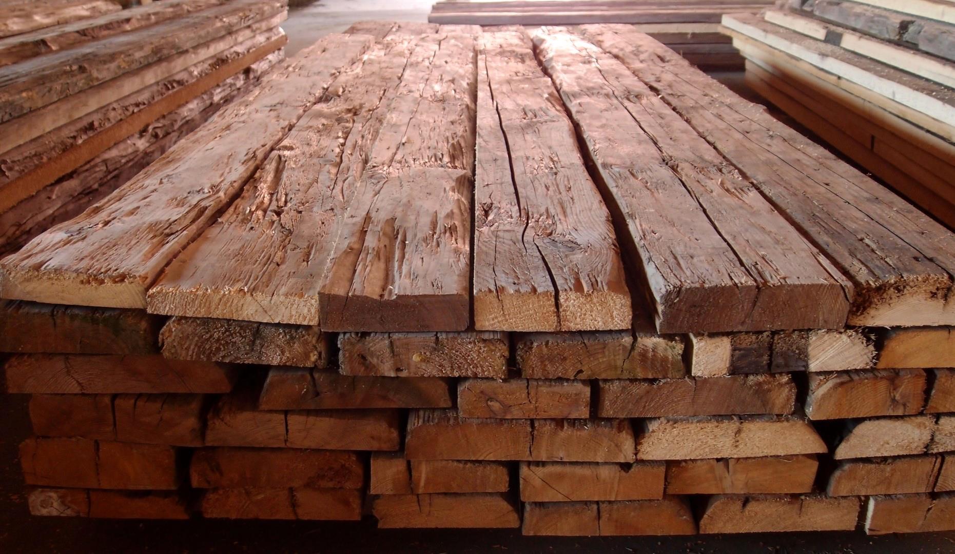 Altholz Fichte Gehackt 10 13m Lange Bretter Bs Holzdesign