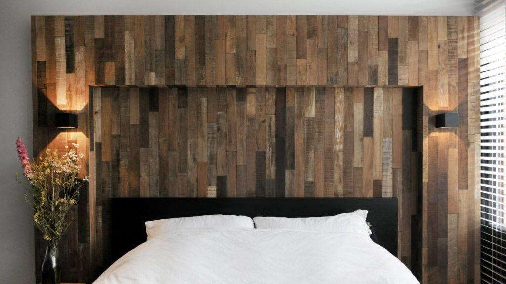 Holz Wandverkleidung Gehackt Rustikal Bs Holzdesign