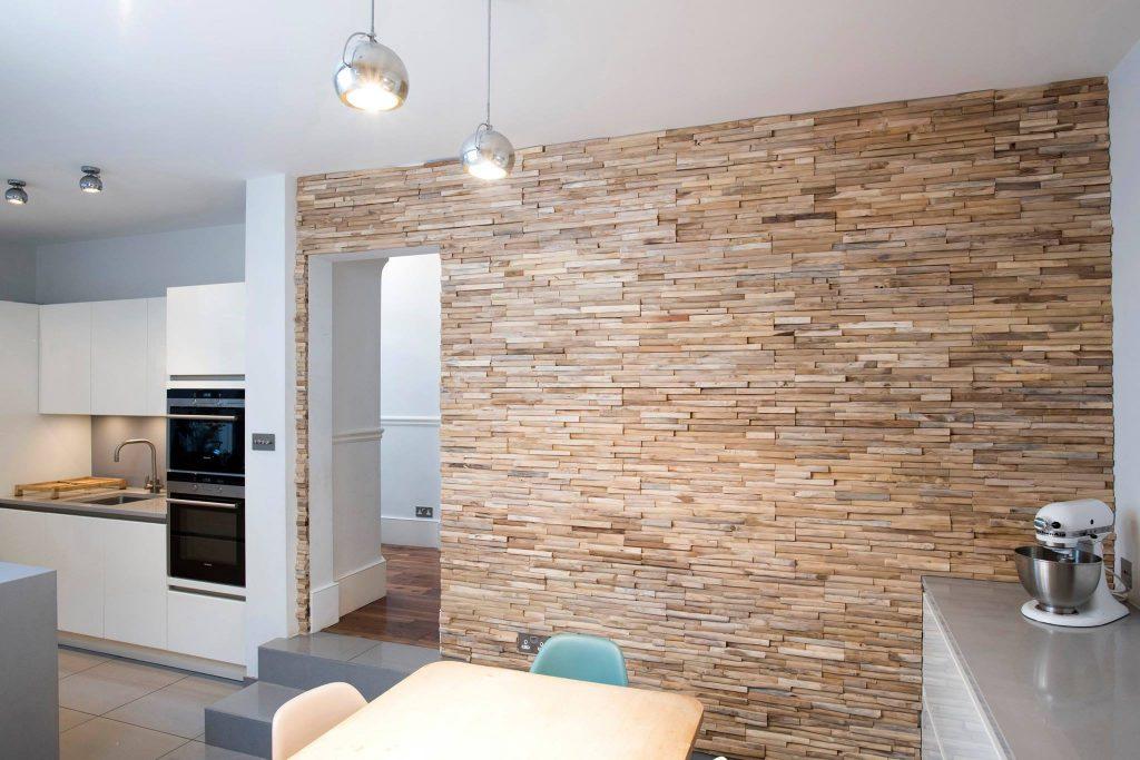 Holz Wandverkleidung Hell Schlicht Bis Dunkel Rustikal Bs Holzdesign