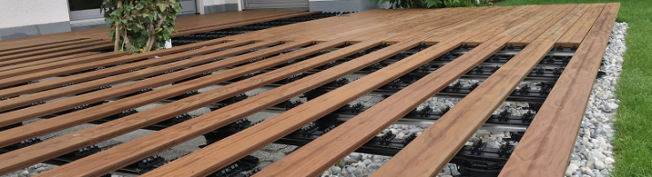Holzterrasse Selber Bauen Bs Holzdesign