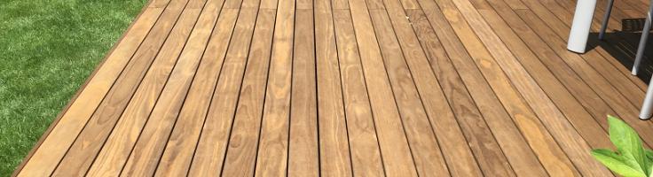 Holzterrasse Verlegen Ohne Schrauben Bs Holzdesign
