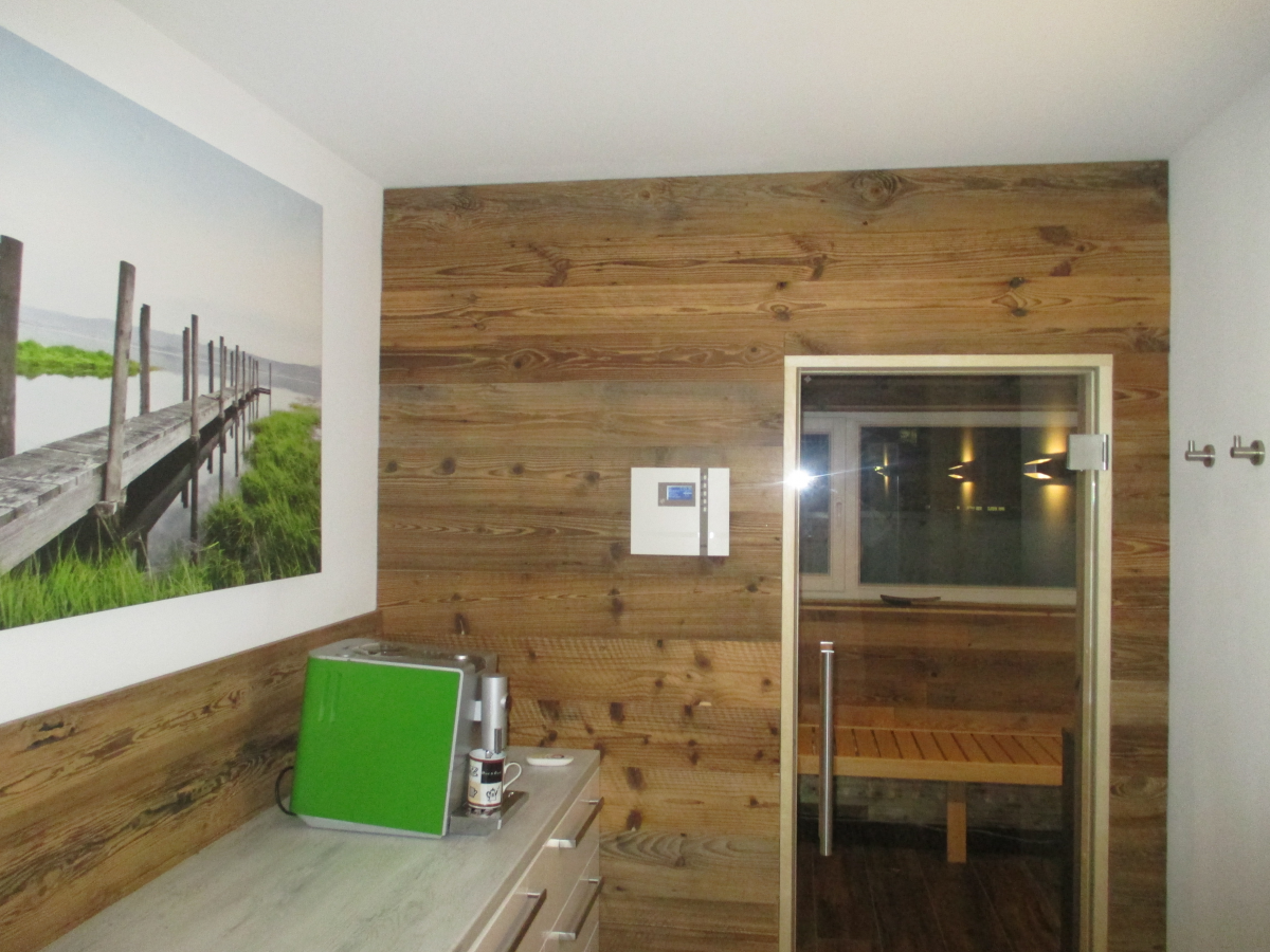 Altholz Wandverkleidung sonnenverbrann   BS Holzdesign