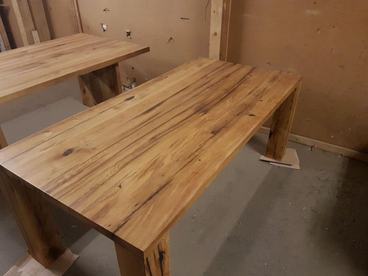 Tisch Aus Altholz tischplatte altholz bs holzdesign