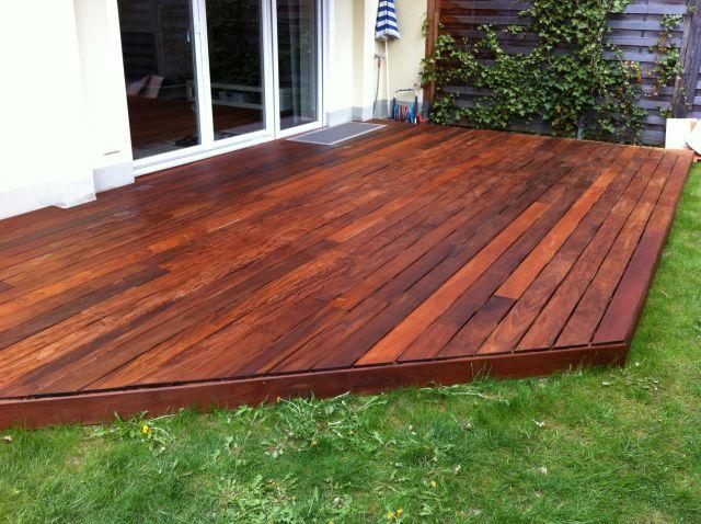 Pflege Holzterrasse Reinigen Abschleif Bs Holzdesign