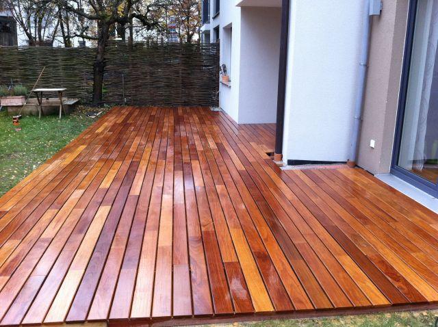 Pflege Holzterrasse Reinigung Abschleifen Bs Holzdesign