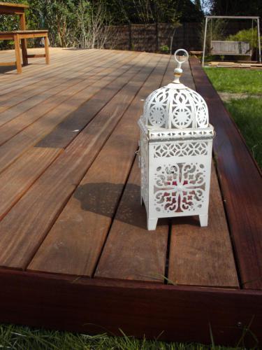 Terrasse Holz Cumaru