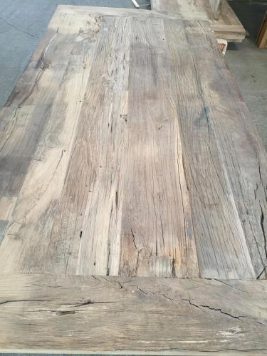 Altholz Eiche Tisch