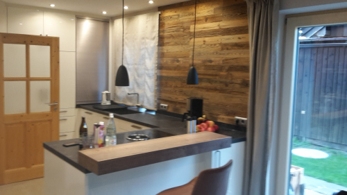 Echtholz Wandpaneele Altholz Wandverkleidung | BS-Holzdesign