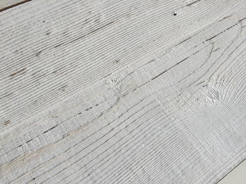 Altholz Paneele Wandverkleidung weiss