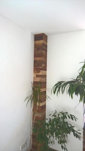 Holz Flur