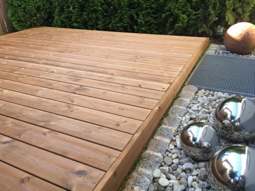 Holz Garten