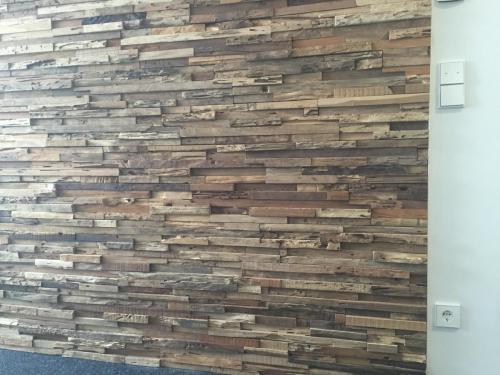 Holz Wand Fläche