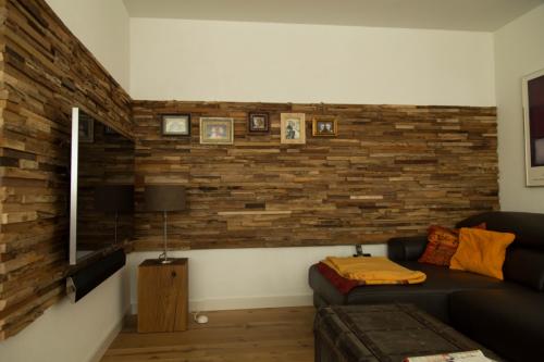 Holz Wand Verkleidung
